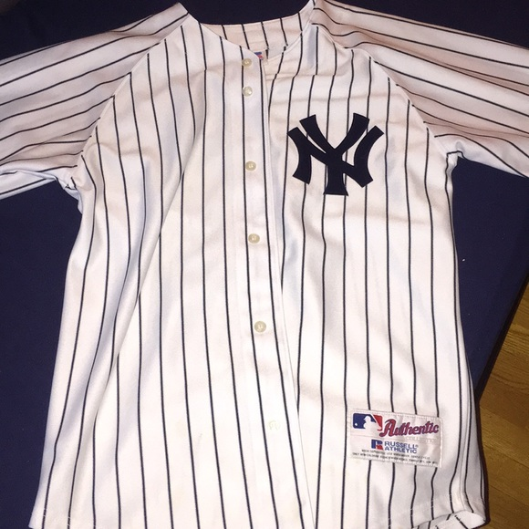 sports shoes 76dae 97837 ⚾️ New York Yankees #25 Jersey